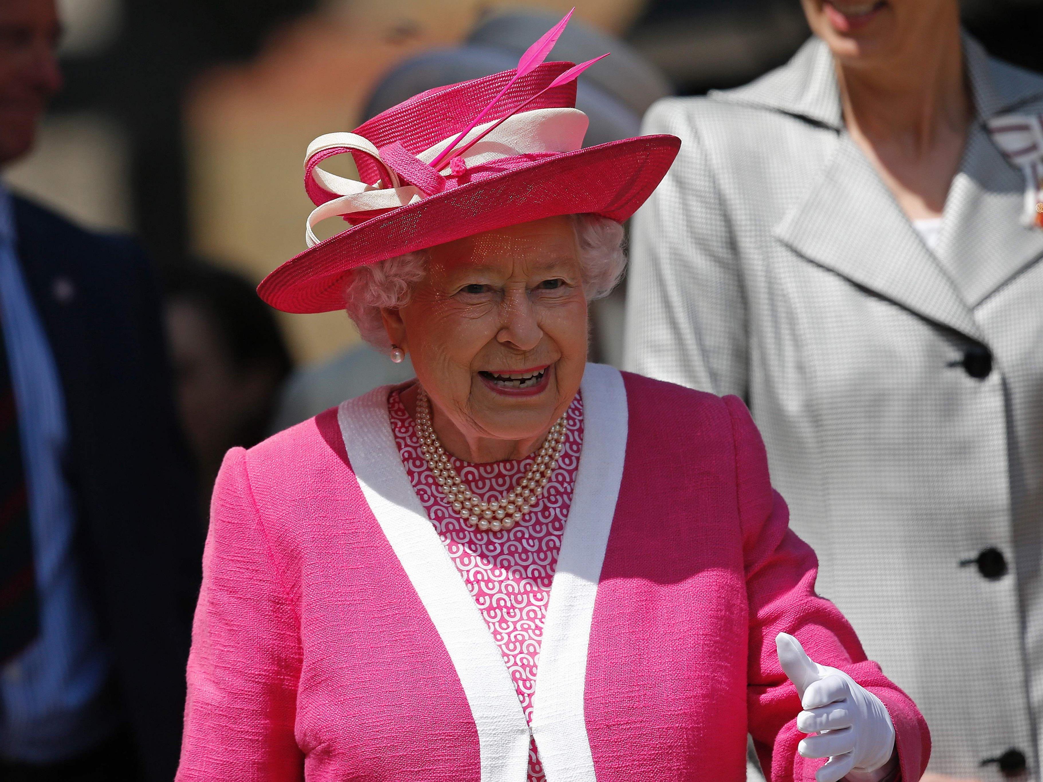 Die Queen wird diese Woche ihren 90. Geburtstag zum zweiten Mal feiern.