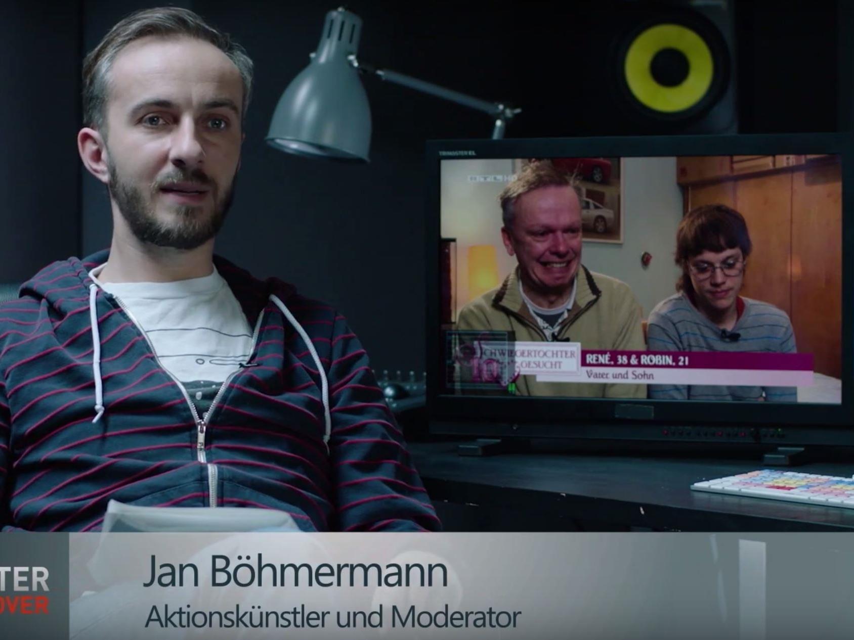 Böhermann lässt die RTL-Kuppelshow hochgehen.