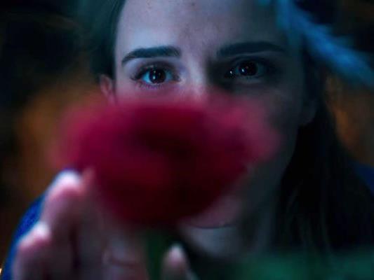 "Emma Watson und Dan Stevens spielen in ""Beauty and the Beast"" die Hauptrollen"