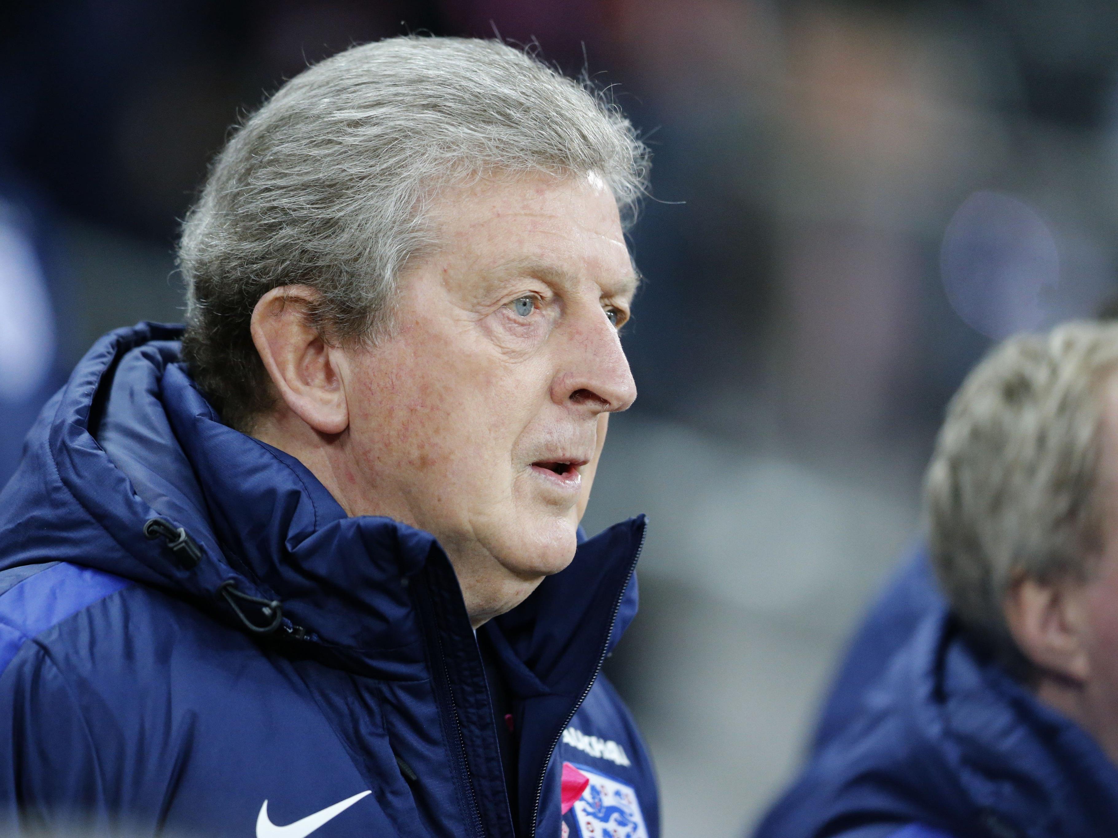 Roy Hodgson lässt sich mit seiner Auswahl ein paar Tage mehr Zeit.