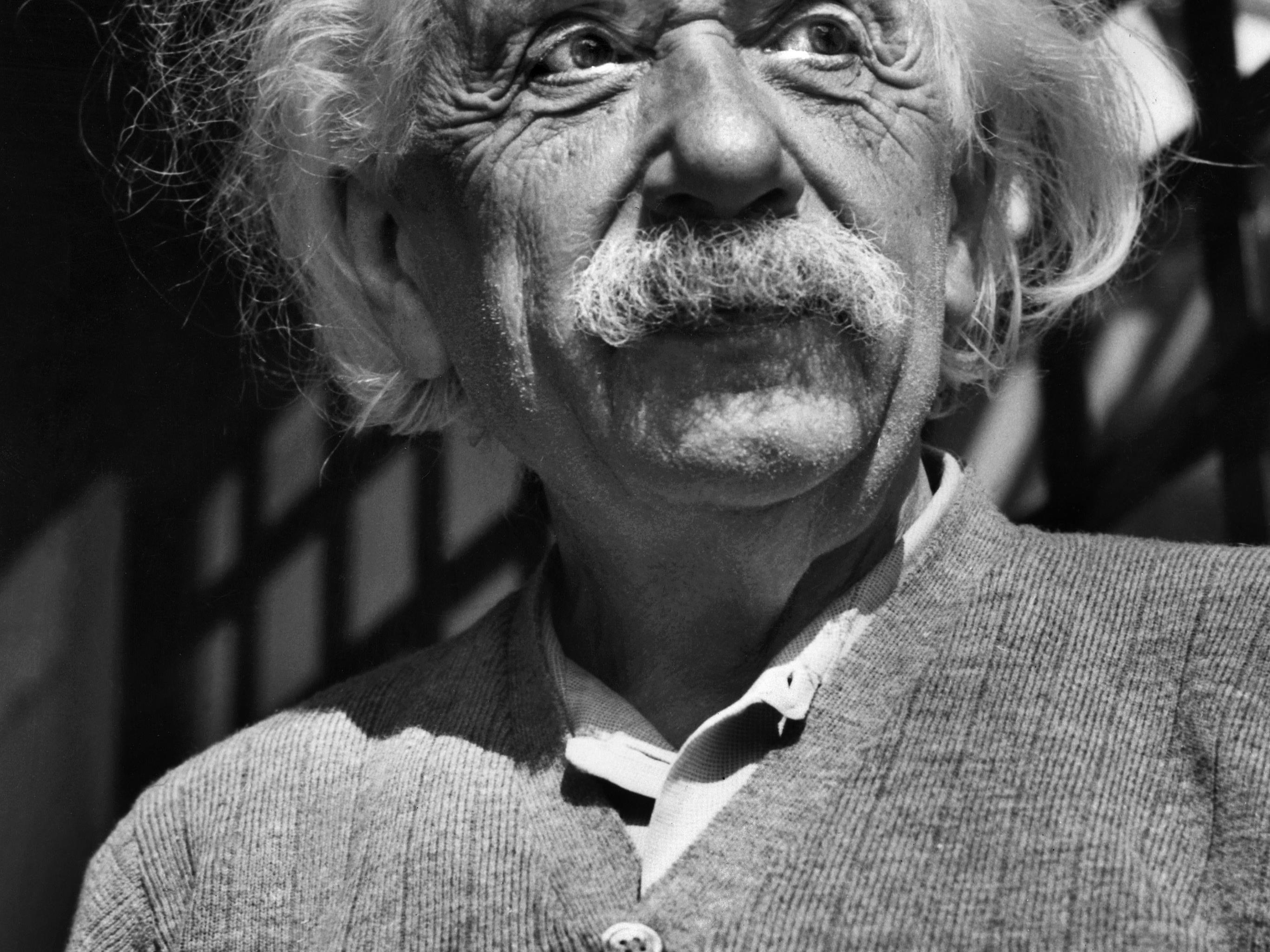 Einstein veröffentlichte seine Allgemeine Relativitätstheorie vor 100 Jahren.