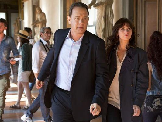 """Tom Hanks ist als Robert Langdon in """"Inferno"""" von Dan Brown zurück"""