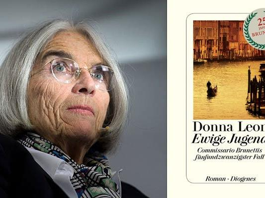Donna Leon legt den 25. Brunetti-Fall vor