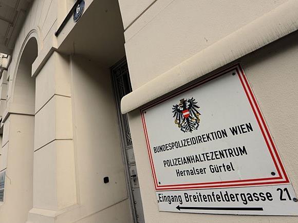 Der Zwischenfall geschah im Polizeianhaltezentrum (PAZ) Hernalser Gürtel in Wien