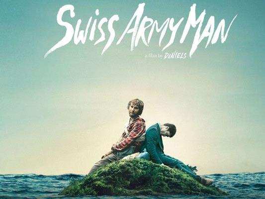"""Ungewöhnliche Kost für Freunde schräger Kinofilme: """"Swiss Army Man"""""""