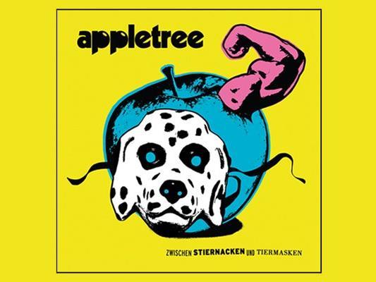 """Appletree released seine EP """"Zwischen Stiernacken und Tiermasken"""" im Chaya Fuera"""