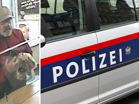 Dieser Mann wird nach dem Bankraub in Wien-Landstraße gesucht.