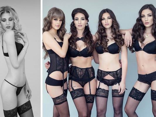 Die Miss Austria Kandidatinnen 2016.
