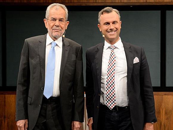Am 13. Mai kommt es zum einzigen Duell der Bundespräsidentschaftskandidaten außerhalb Wiens.