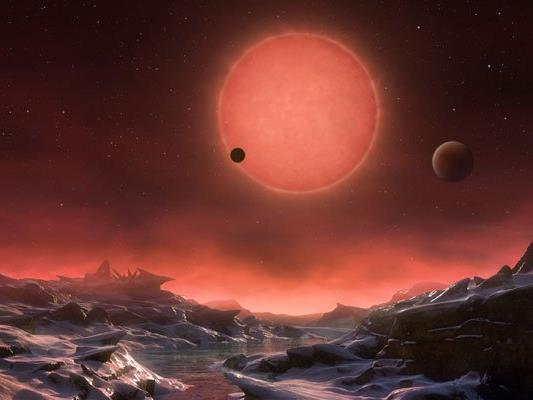 Himmelskörper könnten ähnliche Bedingungen wie die Erde aufweisen.