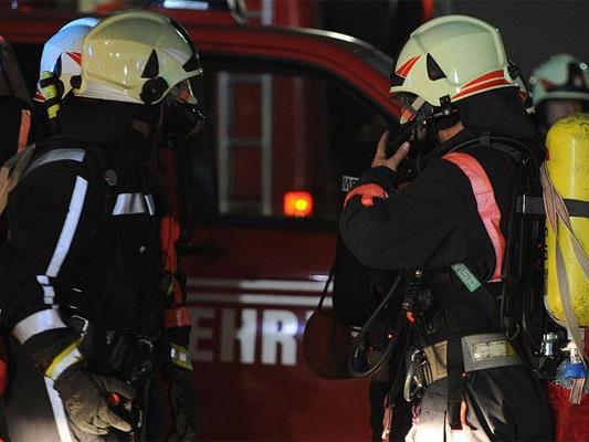 Die Feuerwehr rückte aus, verletzt wurde niemand.