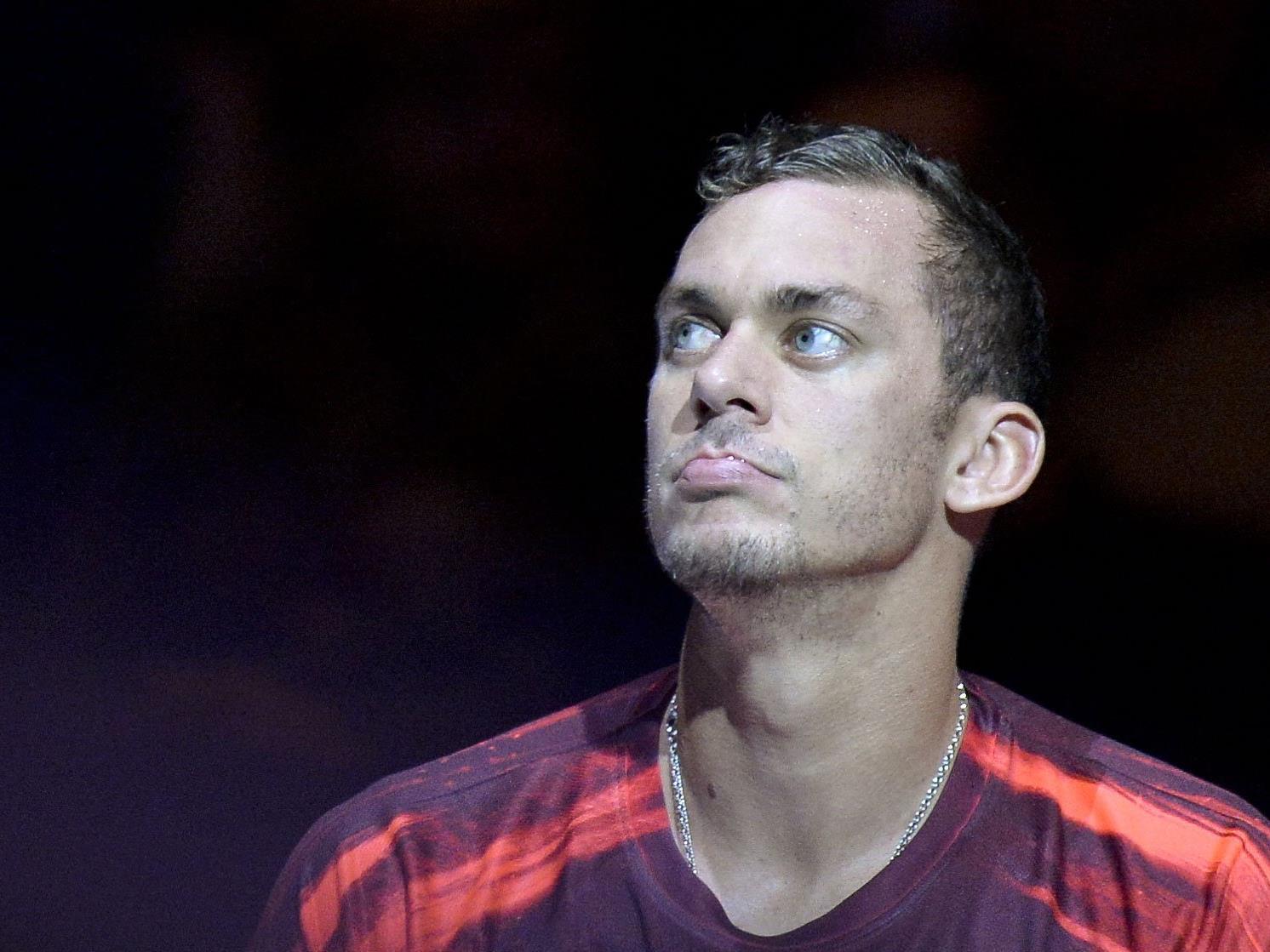 Tennisspieler Andreas Haider-Maurer muss weiter pausieren.