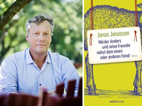 """Schwedischer Bestsellerautor legt """"Mörder Anders und seine Freunde nebst dem einen oder anderen Feind"""" vor"""