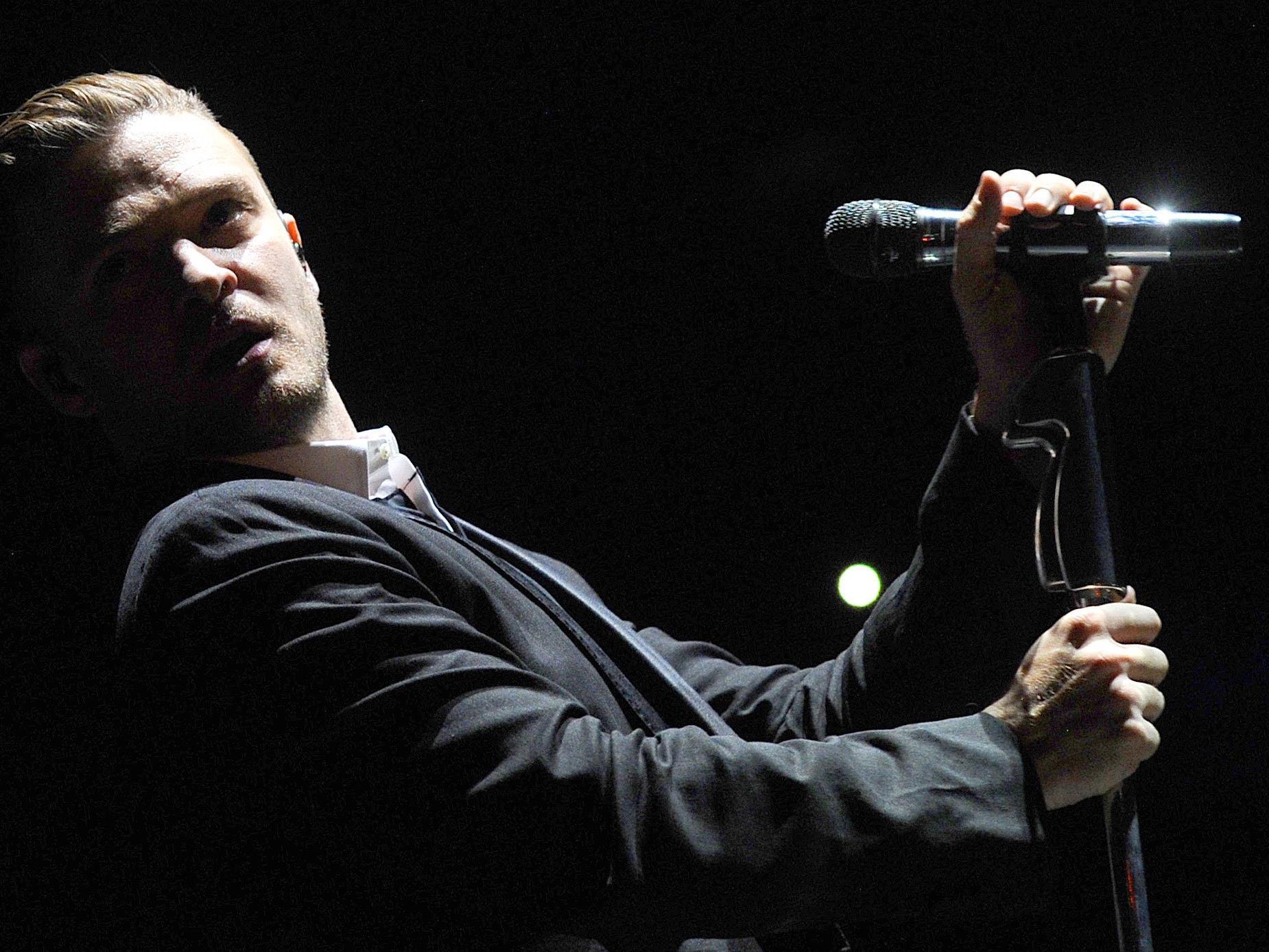 Justin Timberlake wird beim ESC-Event performen.