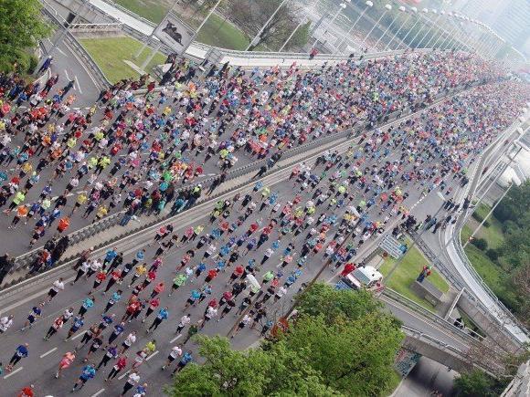 Der Wings for Life World Run wird den Wiener Verkehr beeinflussen