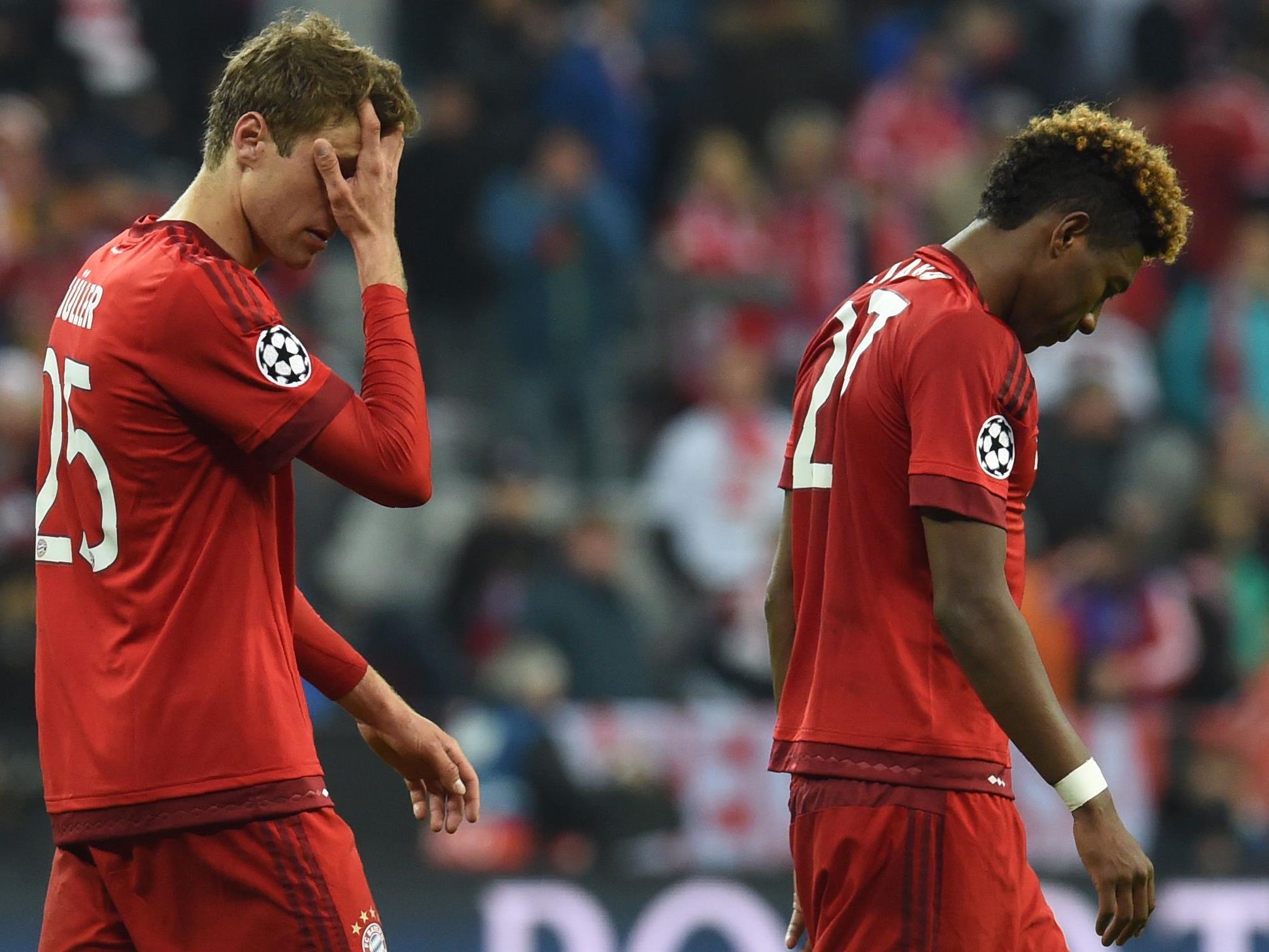 Der FC Bayern besiegt Atlético Madrid in einem mitreißenden Kampf ums Champions-League-Finale - und verlässt den Rasen doch als Verlierer.