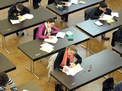 Viele Maturanten rechnen mit einer Fünf bei der Mathe-Reifeprüfung