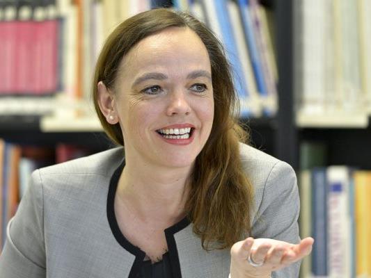 Sonja Hammerschmied (47) wird neue Bildungsministerin werden