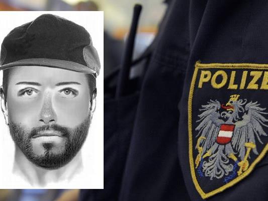 Die Polizei sucht diesen flüchtigen Mann.