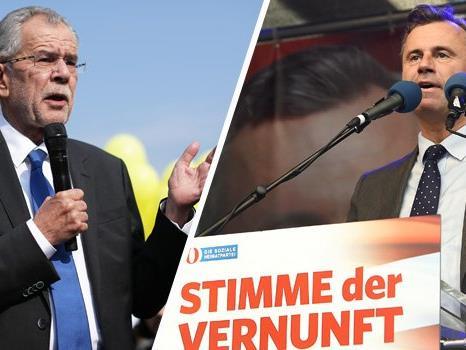 Der Wahlkampf wurde am Freitagnachmittag offiziell beendet.