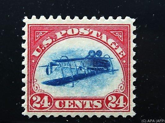 Eine Rarität unter den Briefmarken