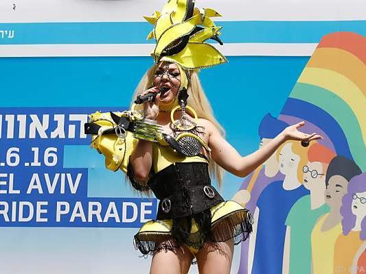 Weltoffene Veranstaltung in Tel Aviv