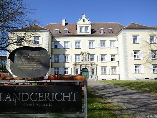Am Landgericht Konstanz wurde eine fast 7-jährige Strafe ausgesprochen