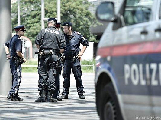 Polizei schnappte die Räuber