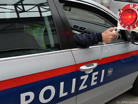 Rowdy ließ sich von Polizei nicht stoppen