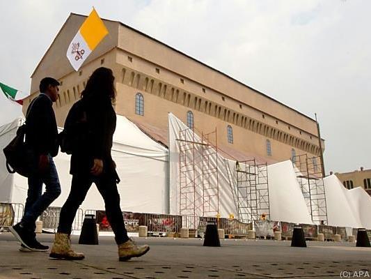 Vatikan erteilte erstmals eine Nachbau-Genehmigung