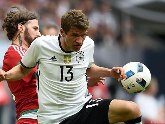 Müller traf zum 2:0