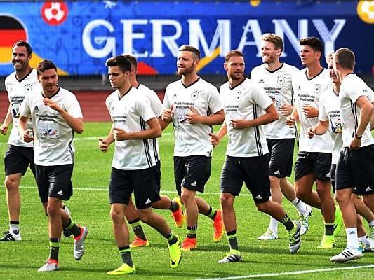 Weltmeister Deutschland zählt wie immer zu den Topfavoriten