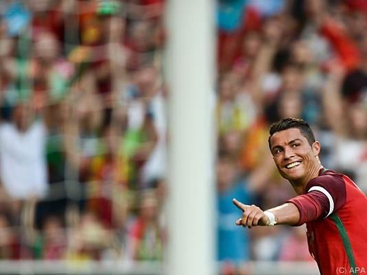 Der Portugiese hat finanziell ausgesorgt