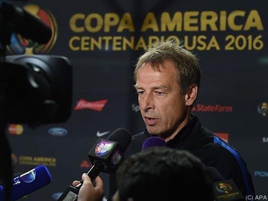 Klinsmann ist im Gespräch um das Amt
