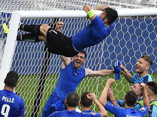 Italiens Goalie Buffon trainierte aus unbekannten Gründen nicht mit