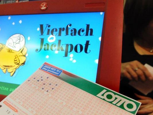 Die Lotto-Gewinner teilen sich insgesamt sechs Millionen Euro.