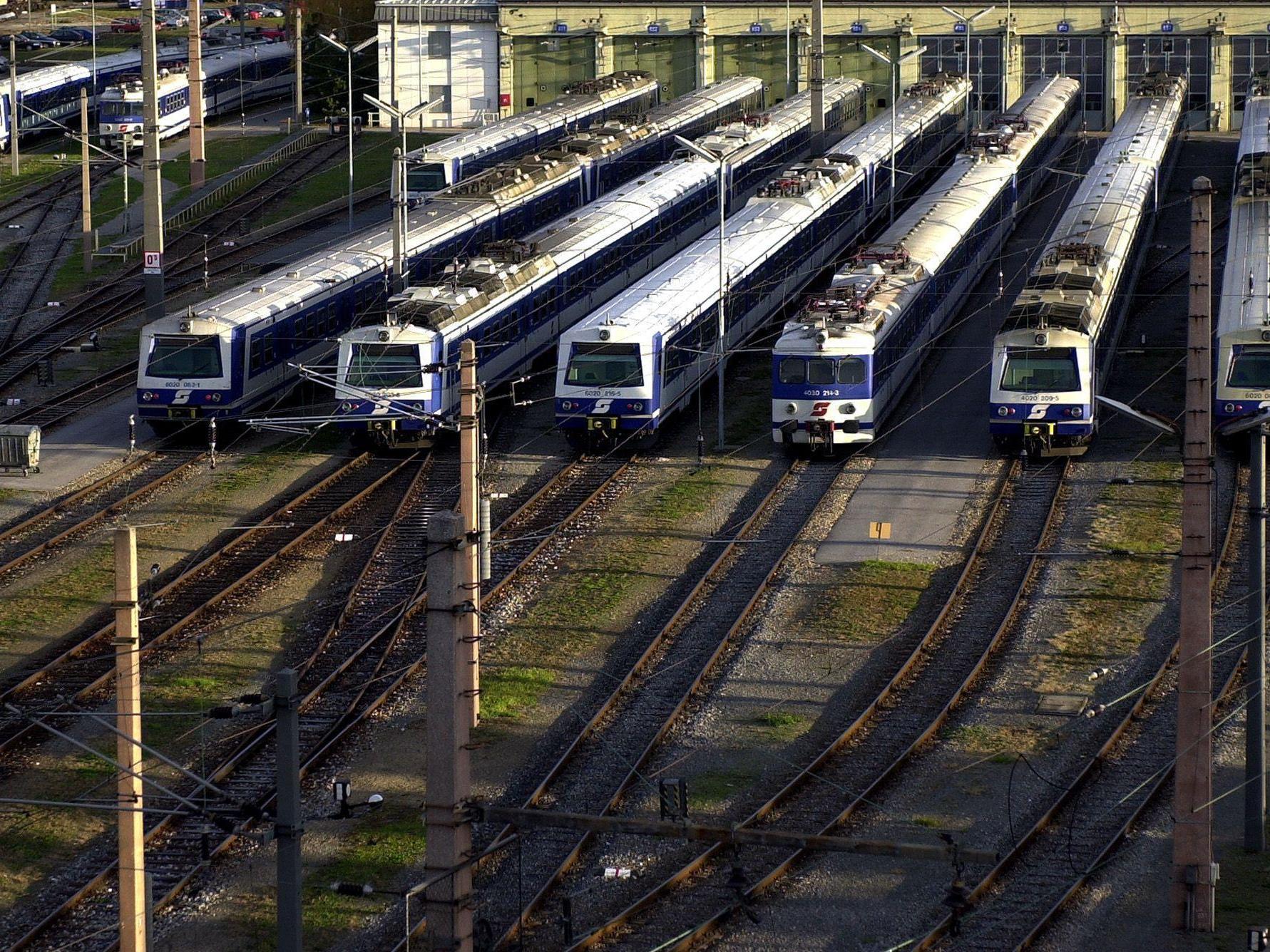 Der Ausbau der Schnellbahn in Wien wurde am Dienstag beschlossen.