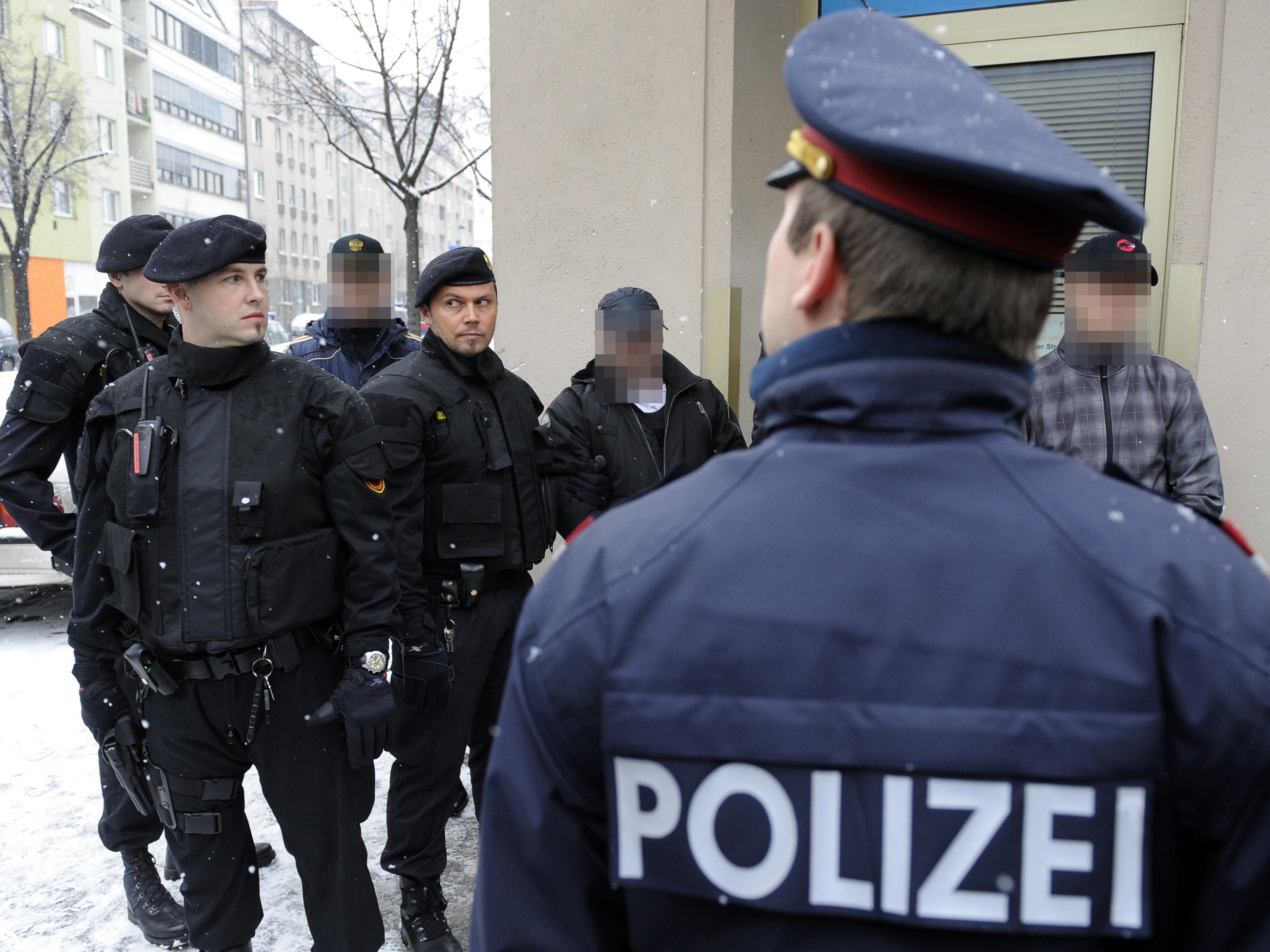 Der Tschetschene wird nun in Österreich verurteilt