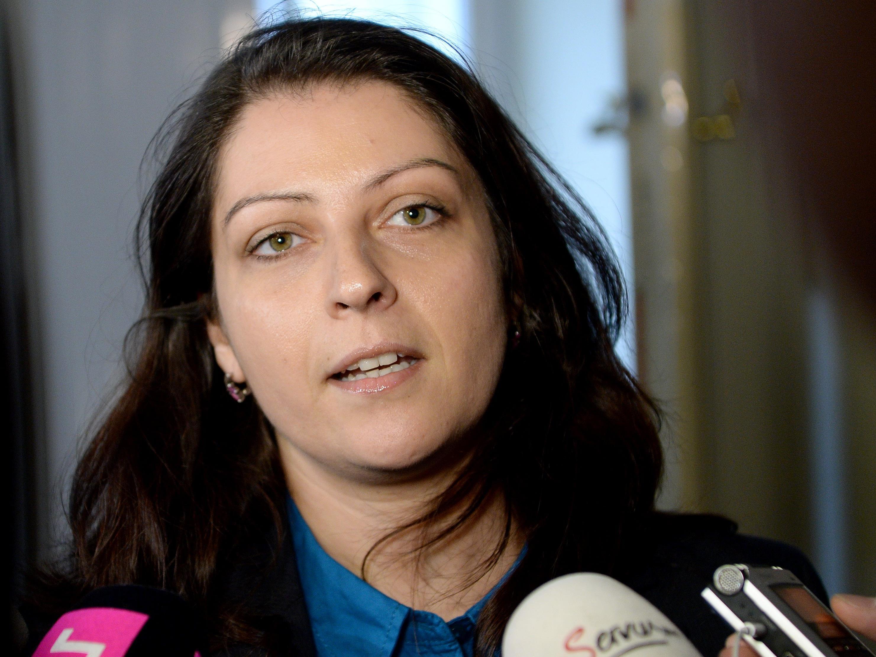 Muna Duzdar hat eine Klage gegen Heinz-Christian Strache eingereicht.