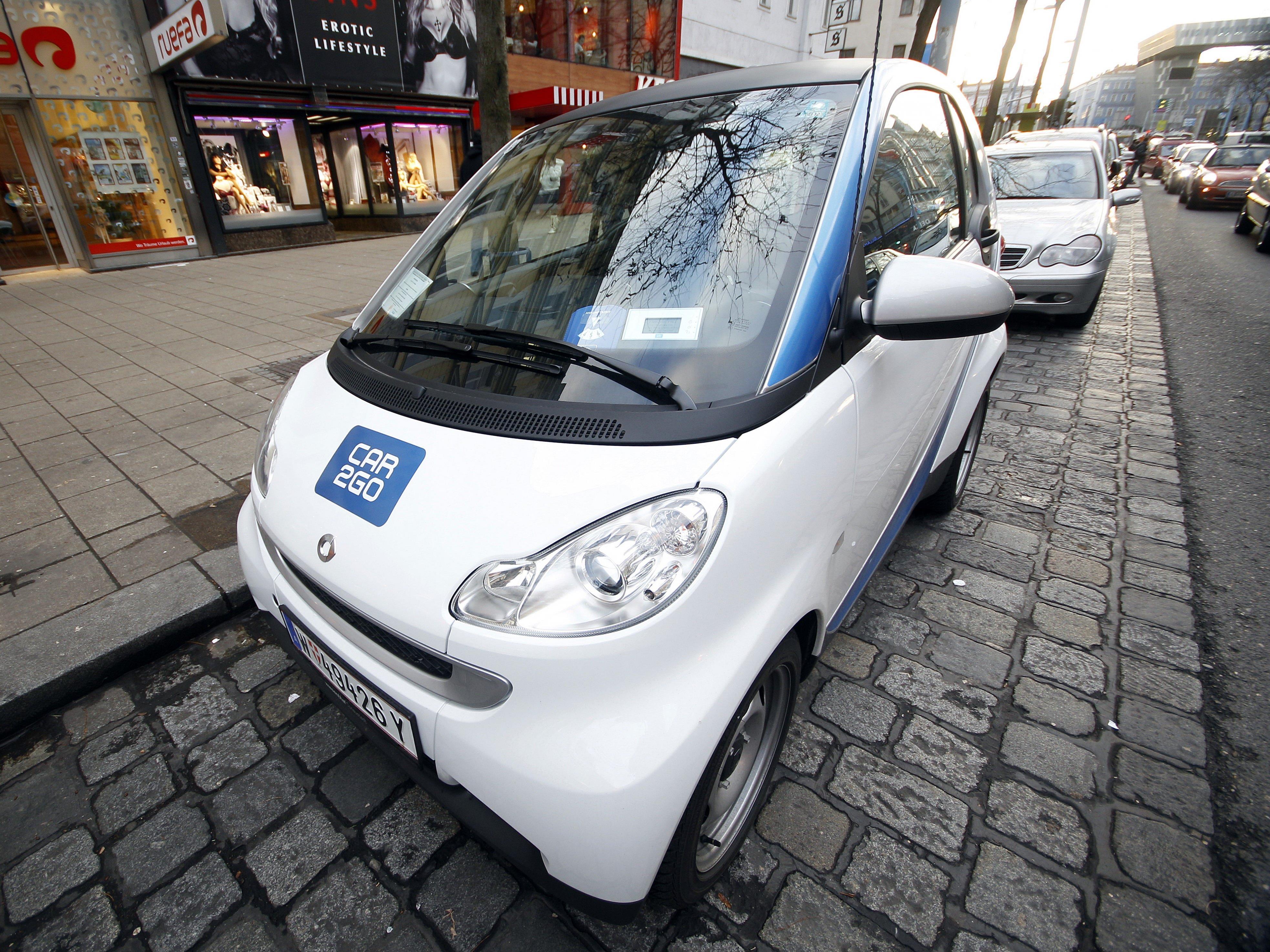 Alternativem zum eigenen Auto in der Großstadt.