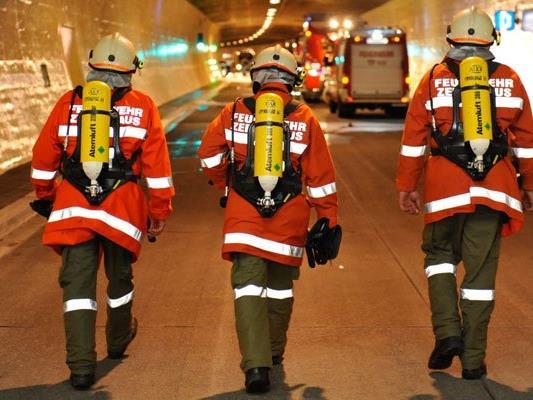Vier Tage lang findet im südlichen NÖ eine Katastrophenschutzübung statt.