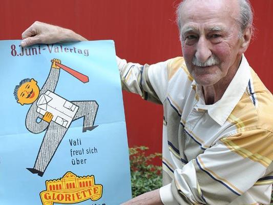 Helmut Herz ist der Erfinder des Vatertages.