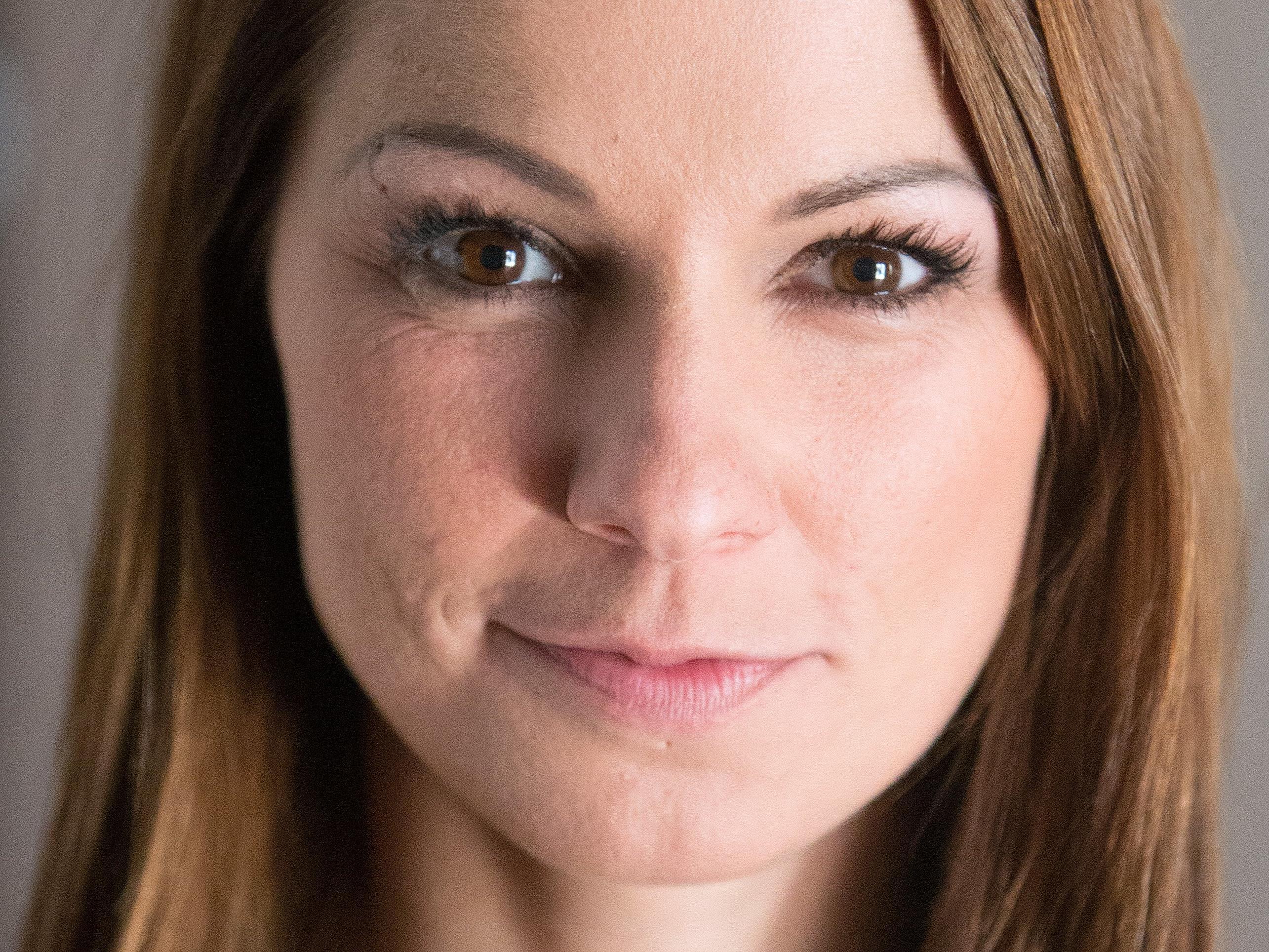 Die österreichische Sängerin Christina Stürmer.