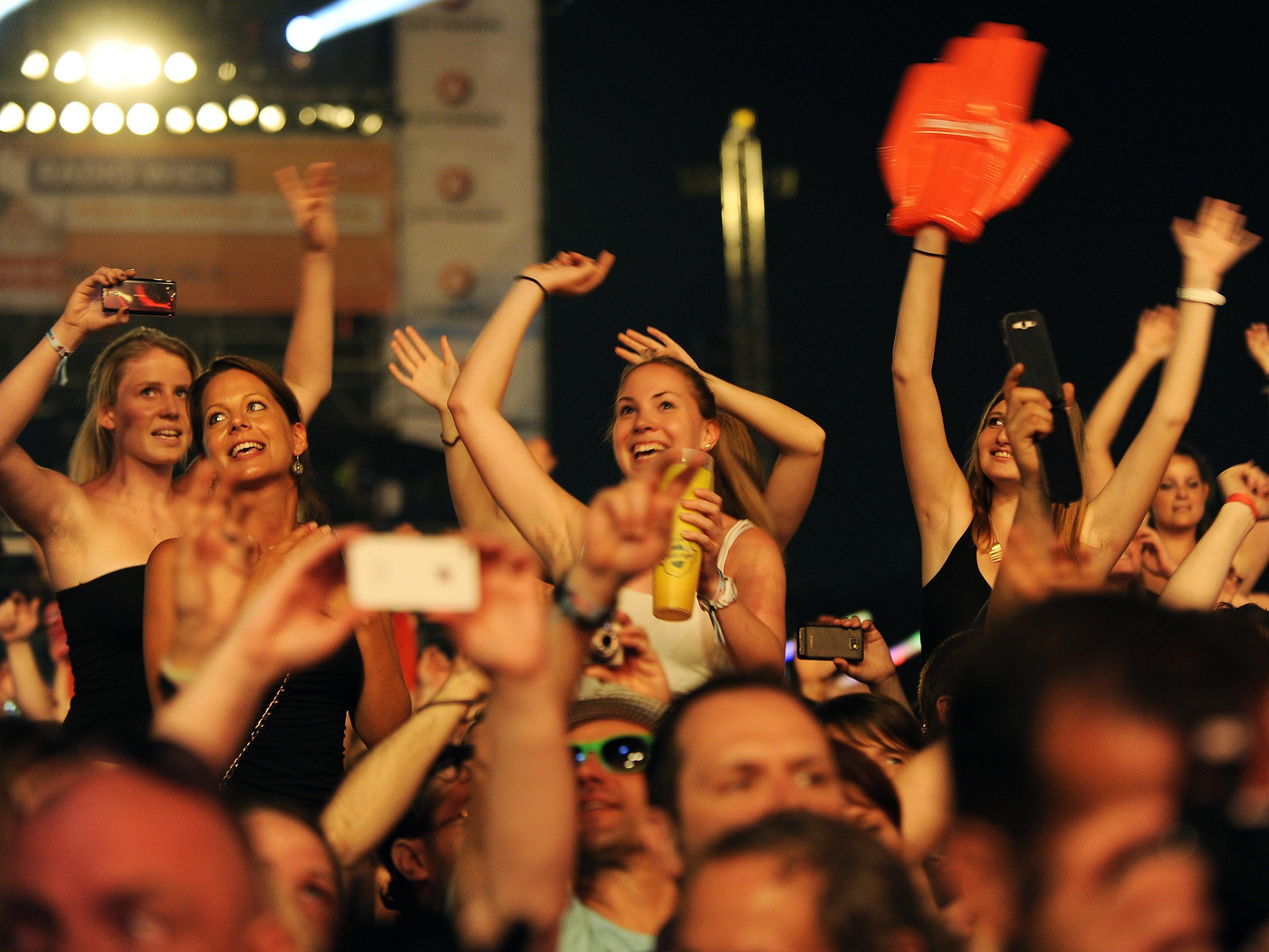 VIP-Tickets für das Donauinselfest 2016 gewinnen.