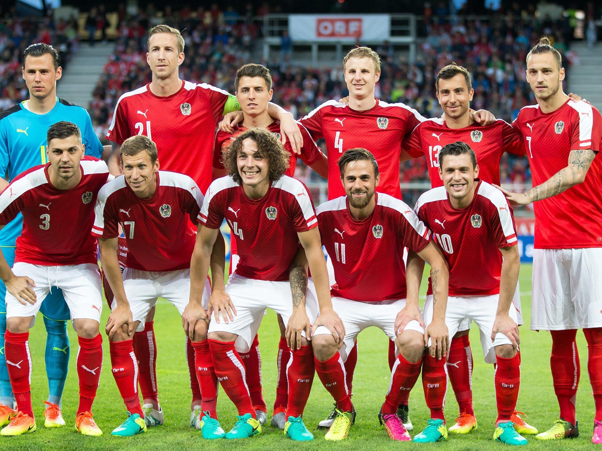 Am Dienstag startet das ÖFB-Team in die EURO 2016