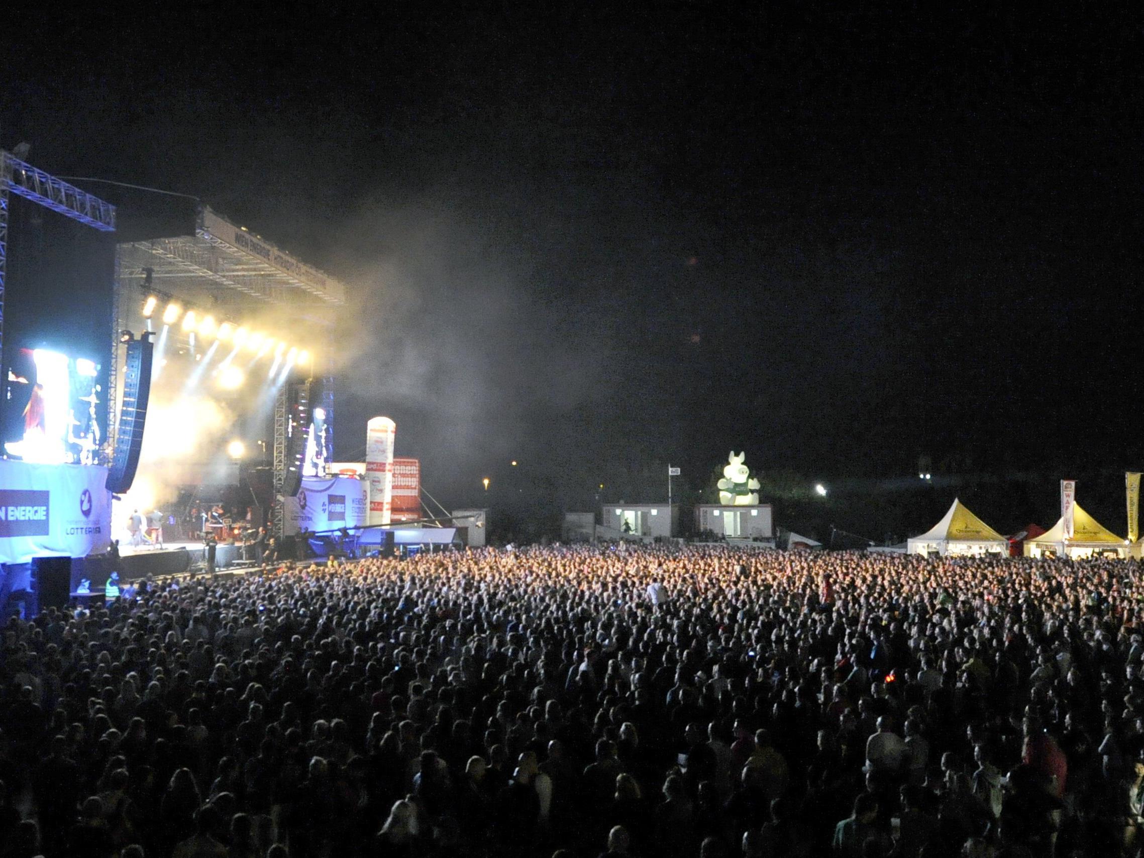 So wird das Donauinselfest 2016.