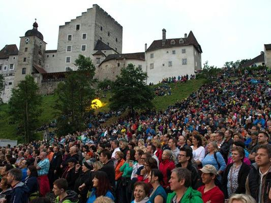 Das Clam Rock Festival lockt jährlich tausende Musikbegeisterte an.