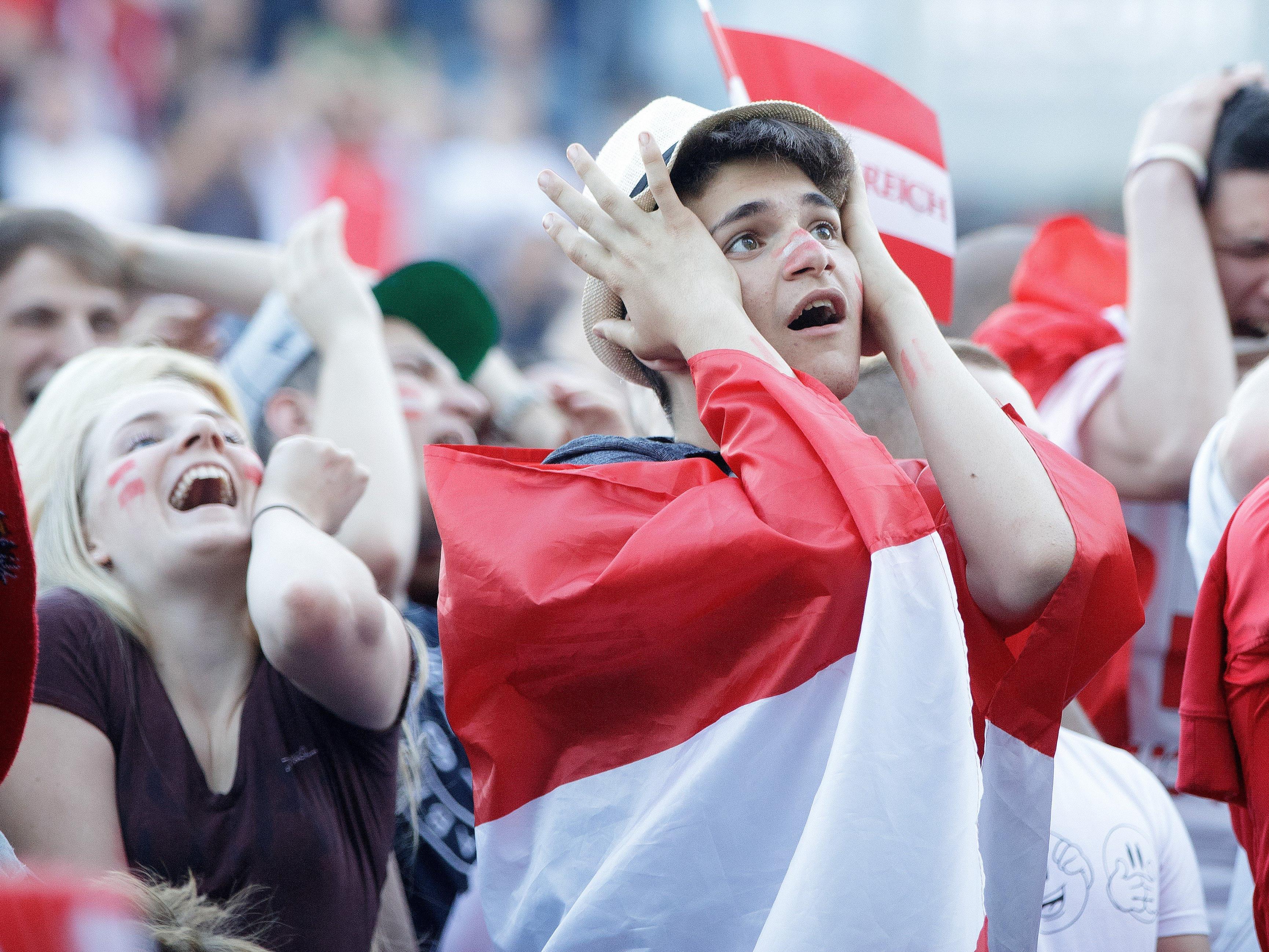 Katerstimmung nach der Niederlage Österreichs bei der EM.