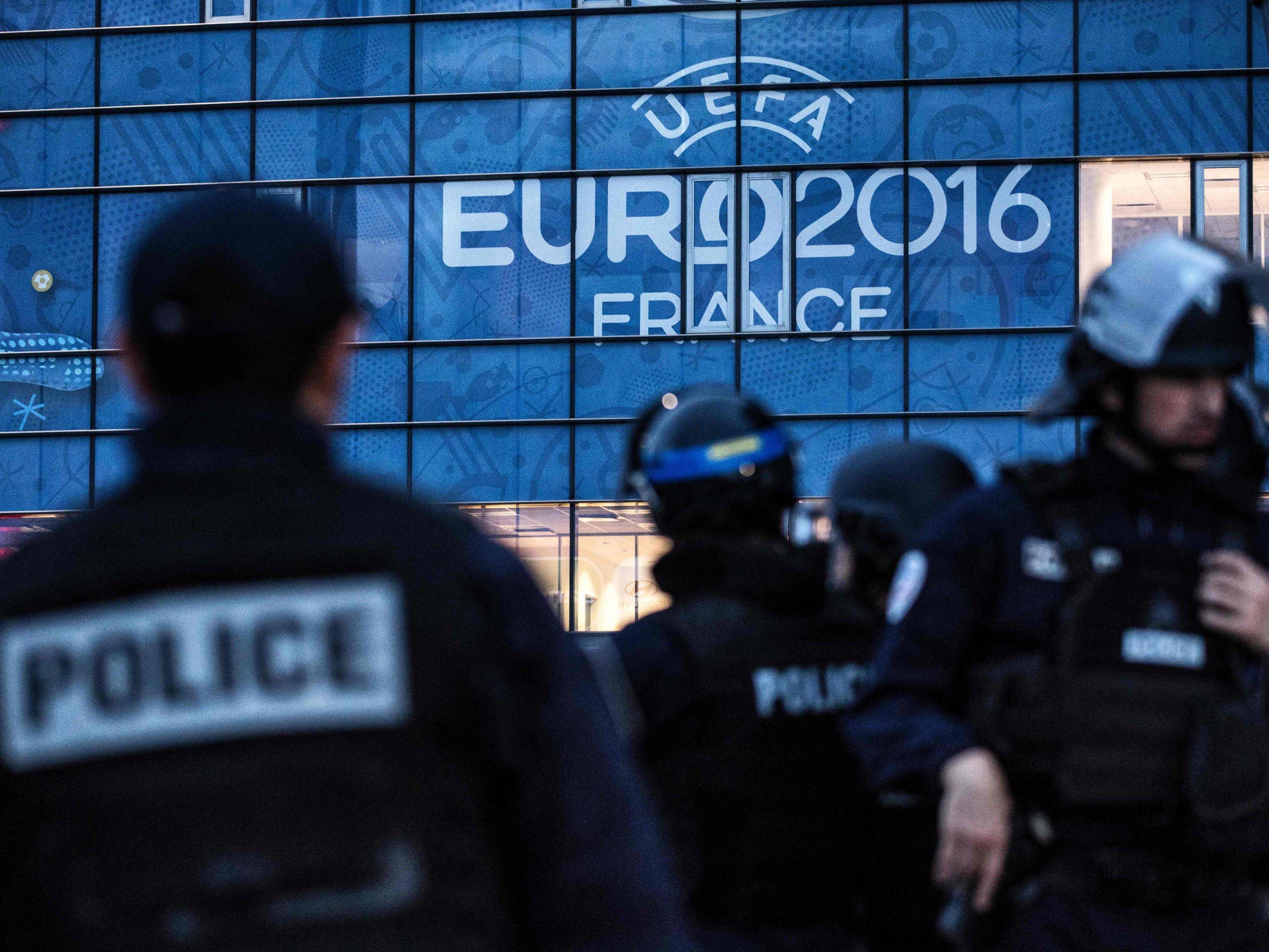Der Franzose hatte Anschläge bei der EM geplant.