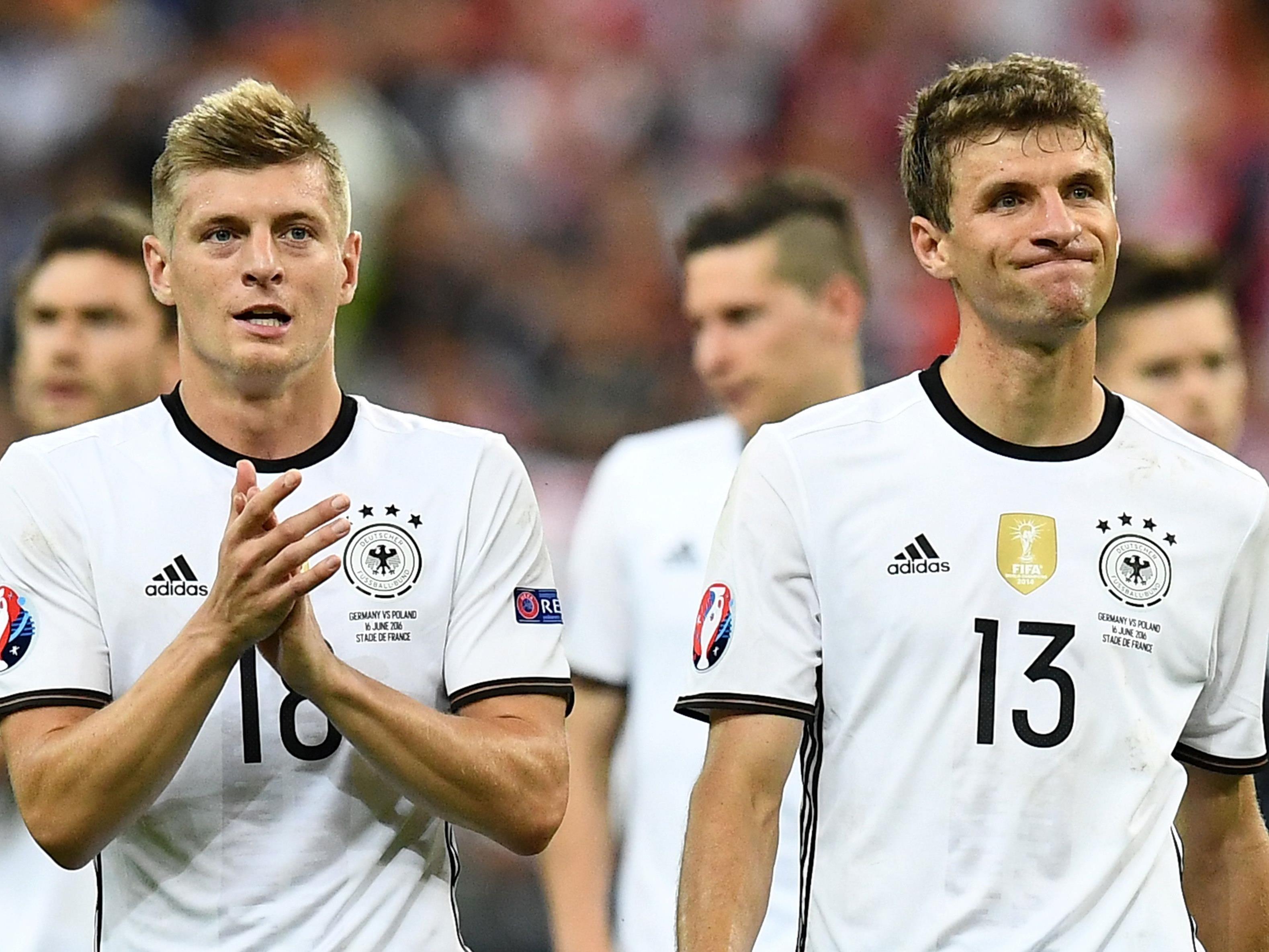 Deutschland kam gegen Polen über 0:0 nicht hinaus.